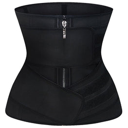Women Corset Waist Trainer Weight Loss Latex Waist Trimmer