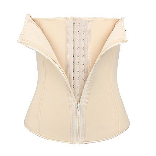 Women's Double Control Waist Trainer Corset Body Shaper