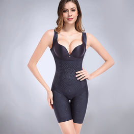 Women's Bodysuits Tummy Control Full Body Shaper