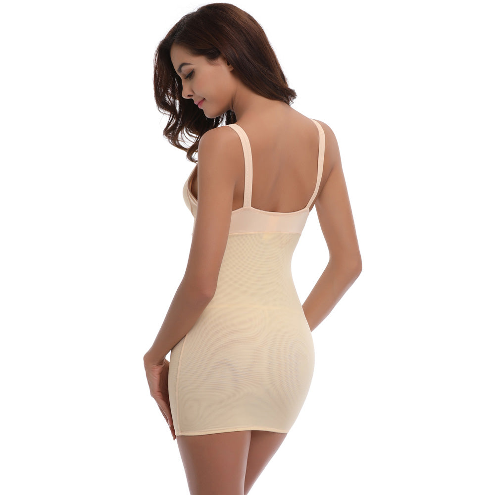 Full Body Shaper Seamless Tummy Control Sleepwear