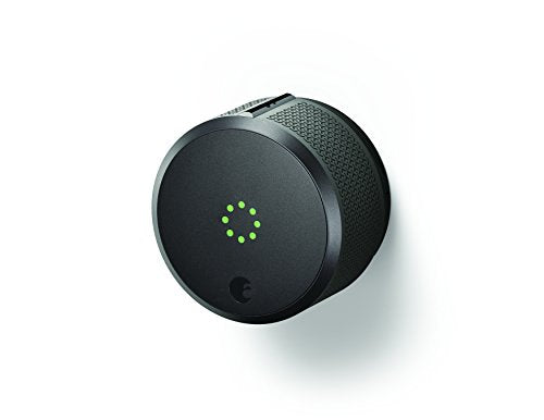 August Smart Lock Pro, 3rd generation -  Dark Gray