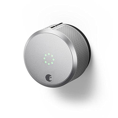 August Smart Lock Pro 3rd generation - Silver