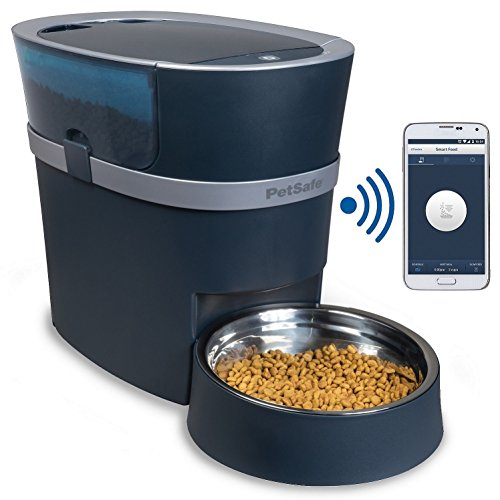 PetSafe Smart Feed Automatic Dog and Cat Feeder, 24-Cups