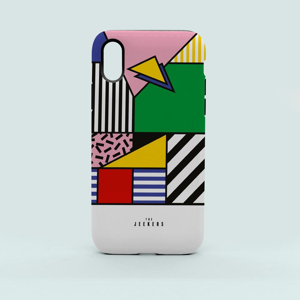 Iphone 8 forms Mondrian Jeekers
