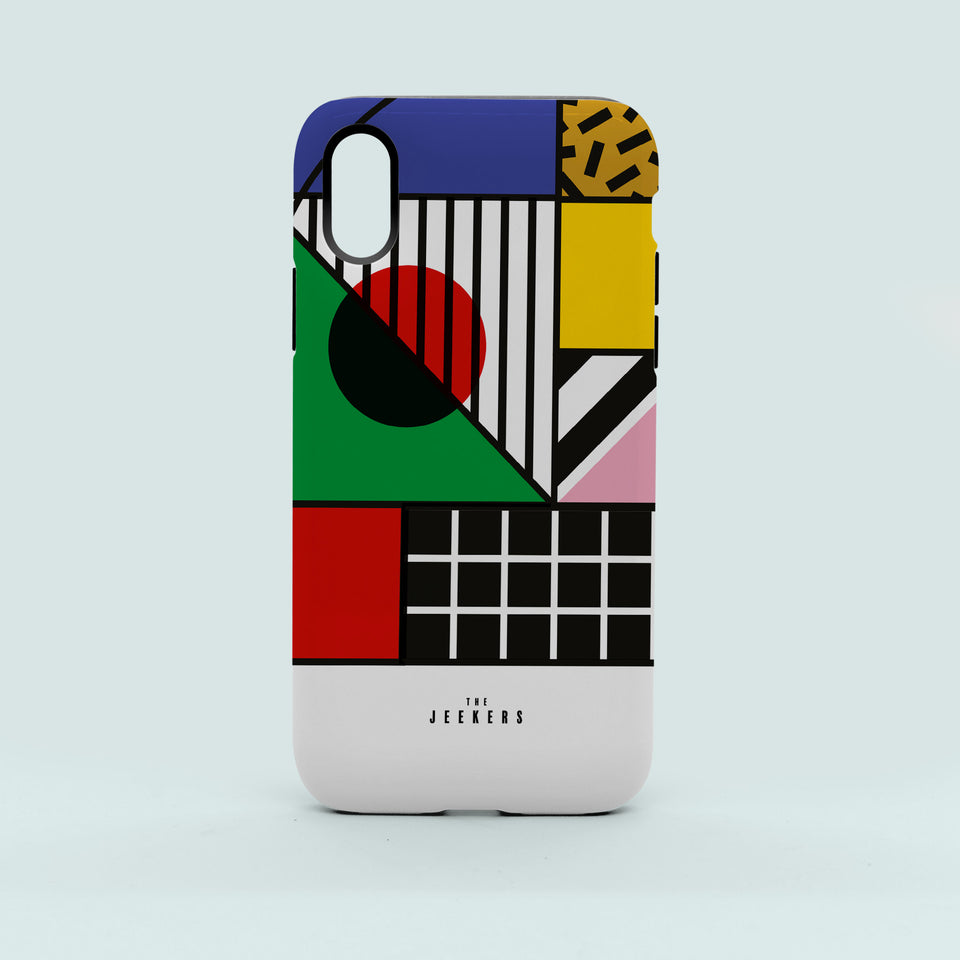 Iphone 8 japan Mondrian Jeekers