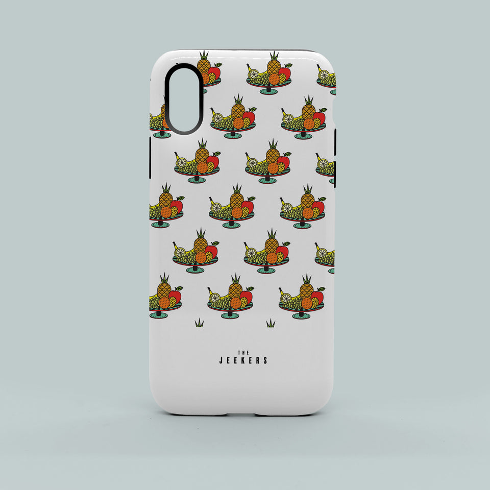 Iphone 8 pineapple pattern Jeekers