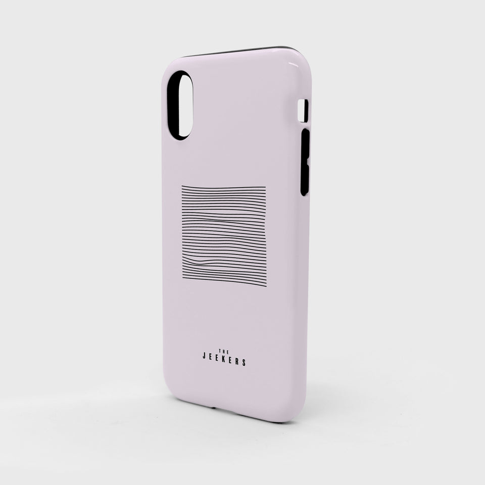 Iphone 8 pinkdivision minimaliste Jeekers