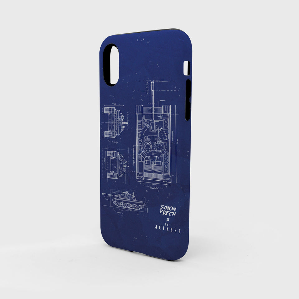Iphone 8 blueprint simon puechs Jeekers