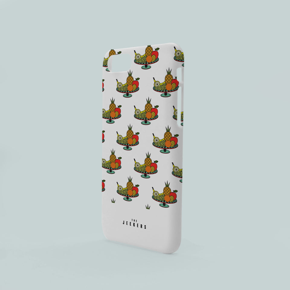 Iphone 8 Plus pineapple pattern Jeekers
