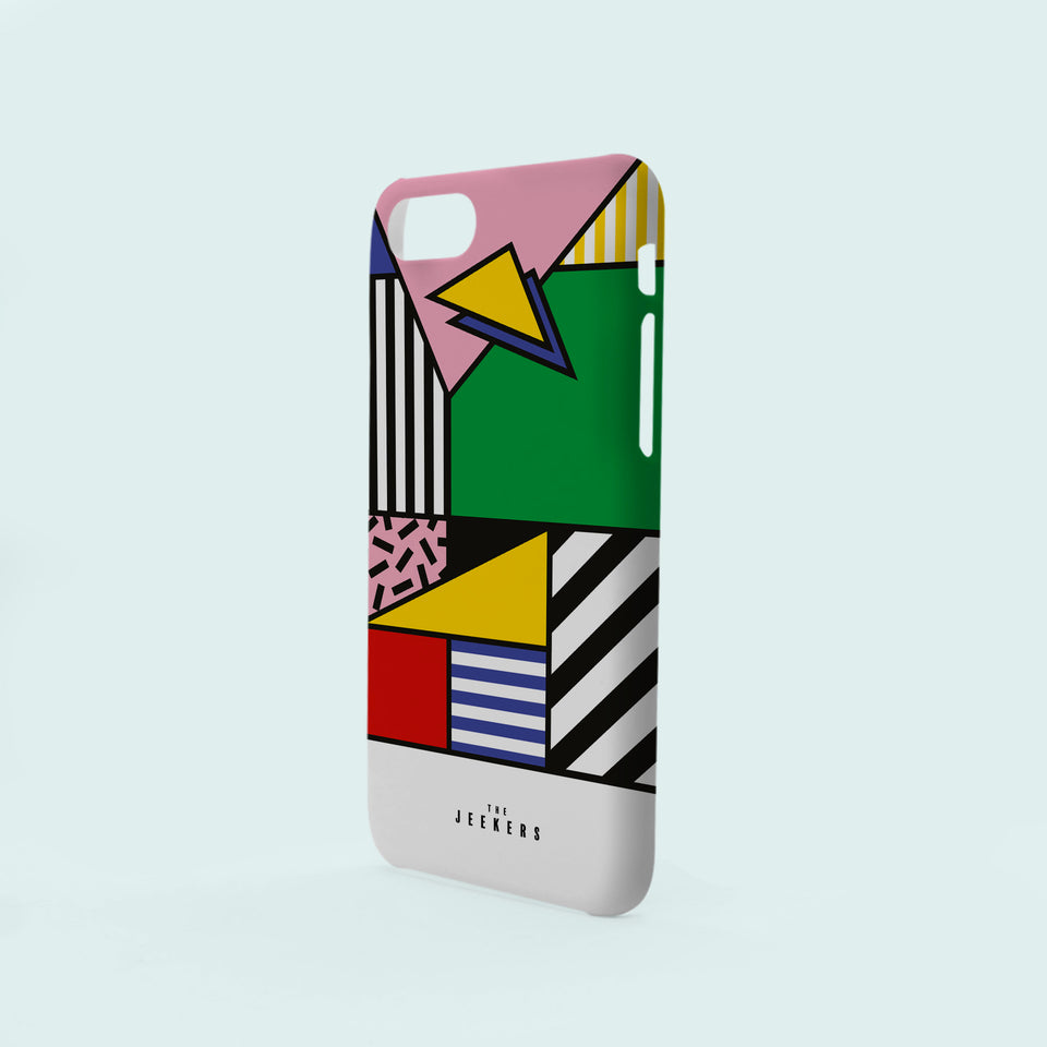 Iphone 8 Plus forms Mondrian Jeekers