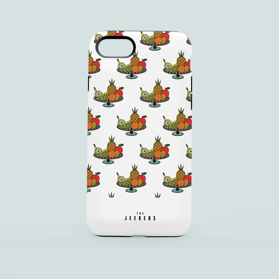 Iphone 7 pineapple pattern Jeekers