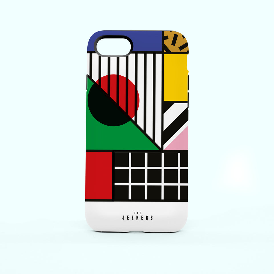 Iphone 7 japan Mondrian Jeekers