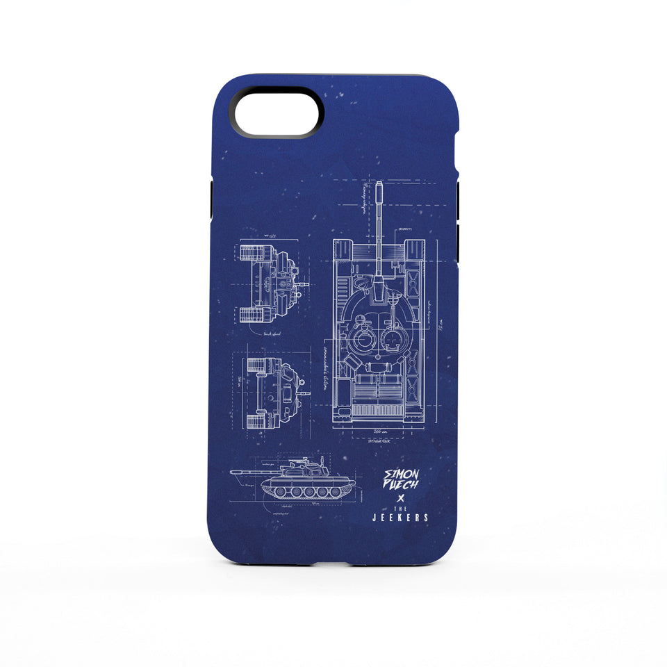Iphone 7 blueprint simon puechs Jeekers