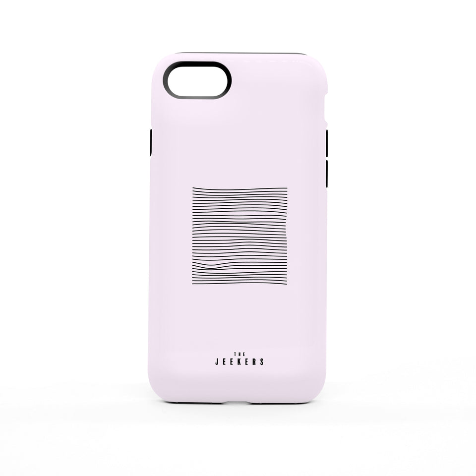 Iphone 7 pinkdivision minimaliste Jeekers