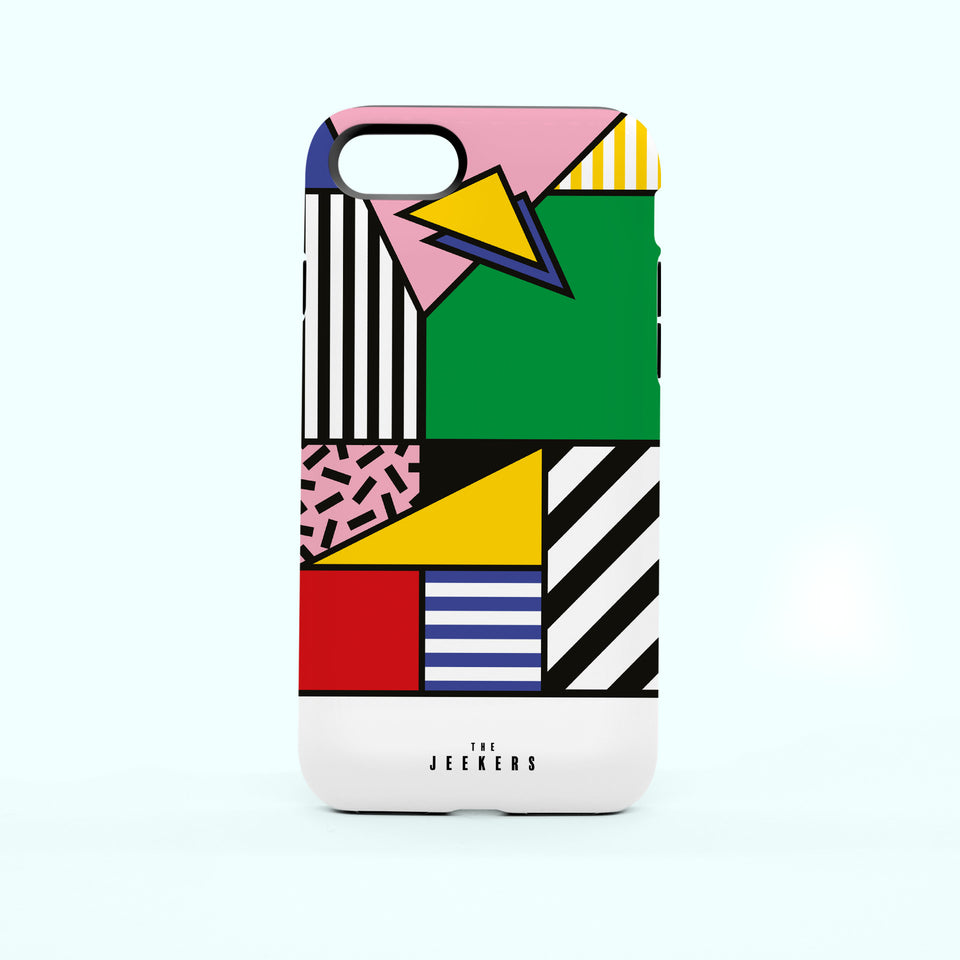 Iphone 7 forms Mondrian Jeekers