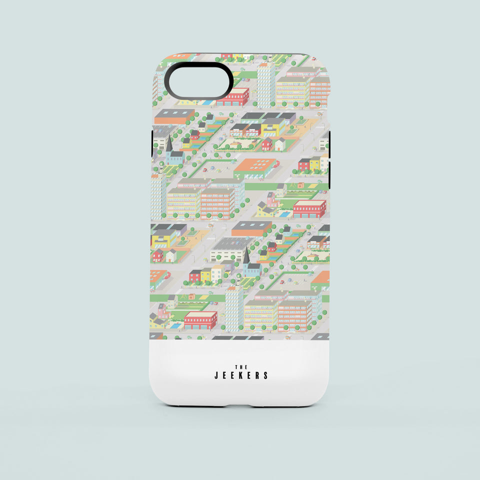 Iphone 7 cityday pattern Jeekers