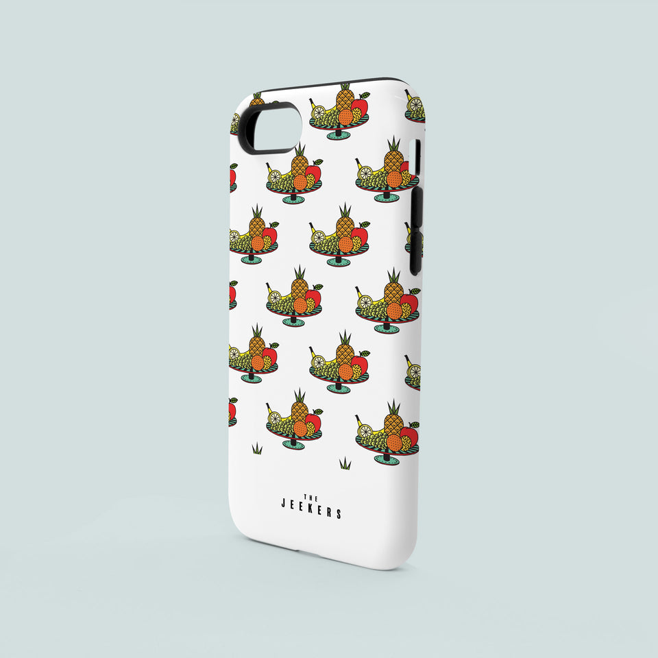 Iphone 7pineapple pattern Jeekers