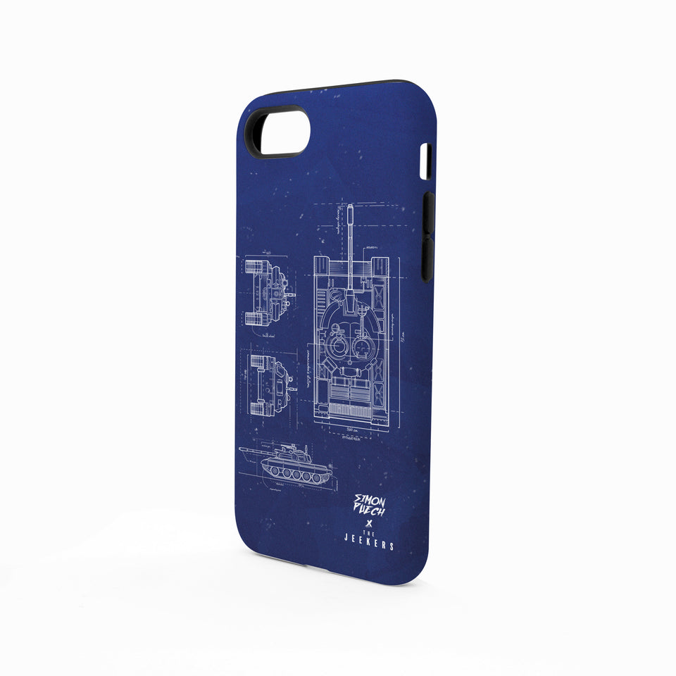 Iphone 7blueprint simon puechs Jeekers