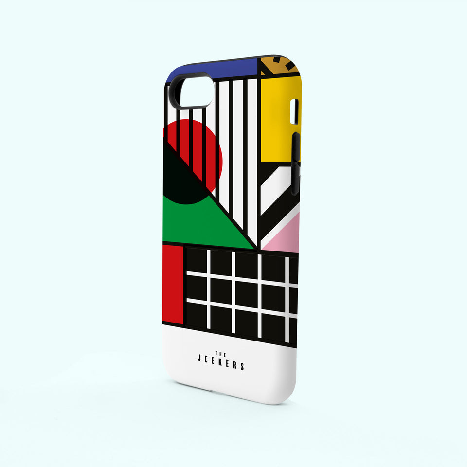 Iphone 7japan Mondrian Jeekers