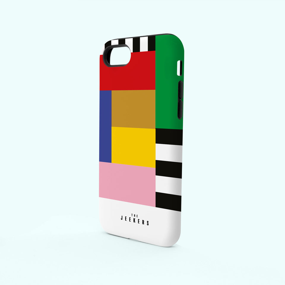 Iphone 7stripes Mondrian Jeekers