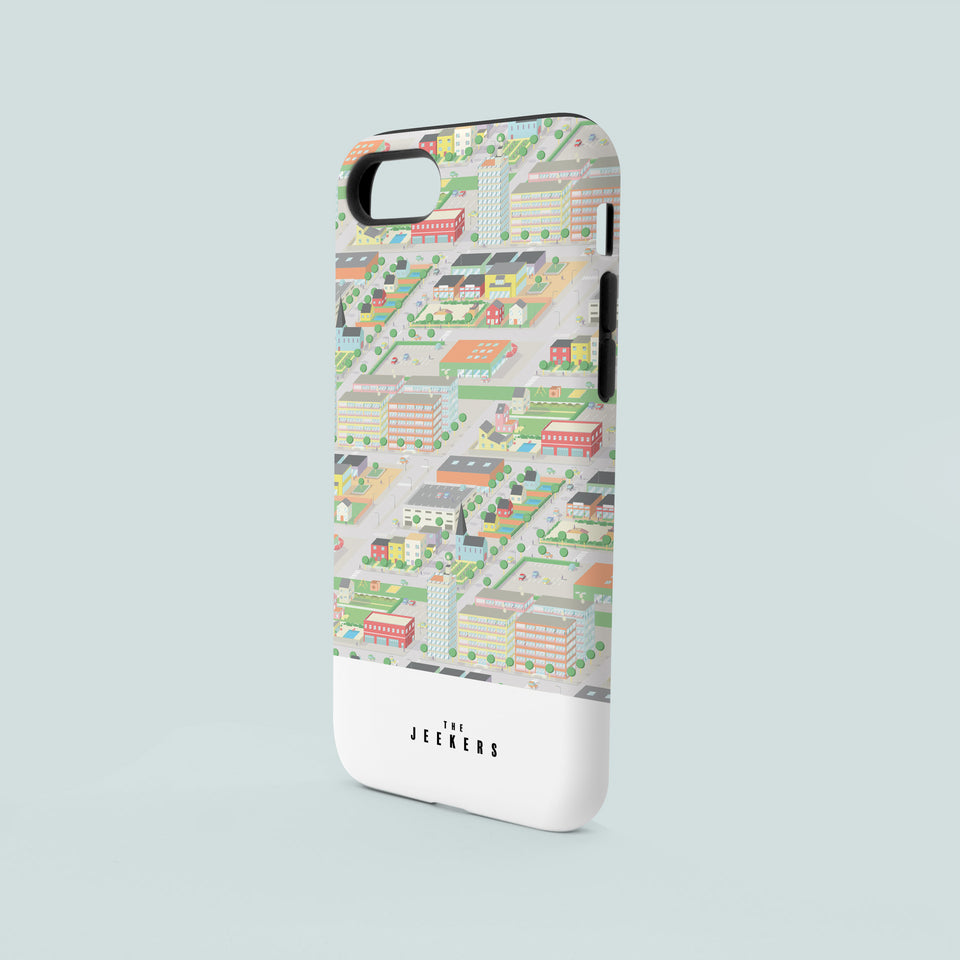 Iphone 7cityday pattern Jeekers