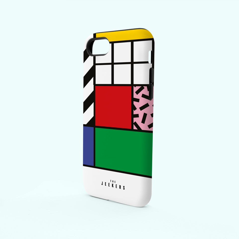 Iphone 7grid Mondrian Jeekers