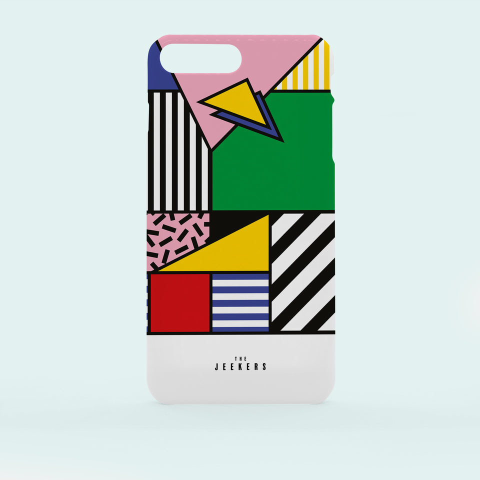 Iphone 7 Plus forms Mondrian Jeekers