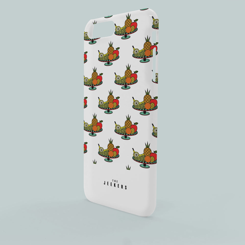 Iphone 7 Plus pineapple pattern Jeekers