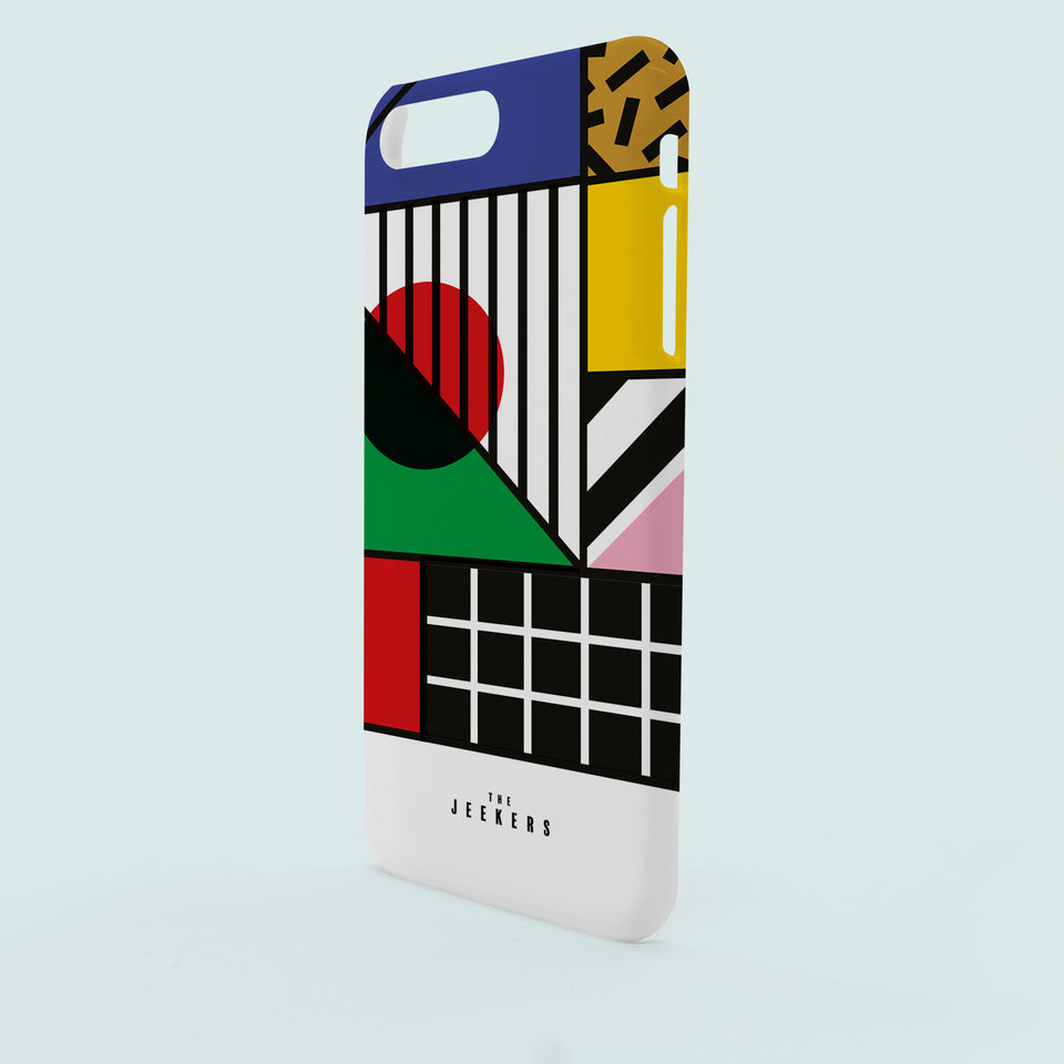 Iphone 7 Plus japan Mondrian Jeekers