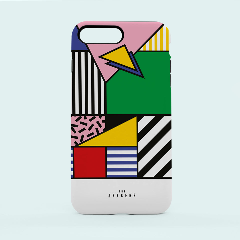 Iphone 6s forms Mondrian Jeekers