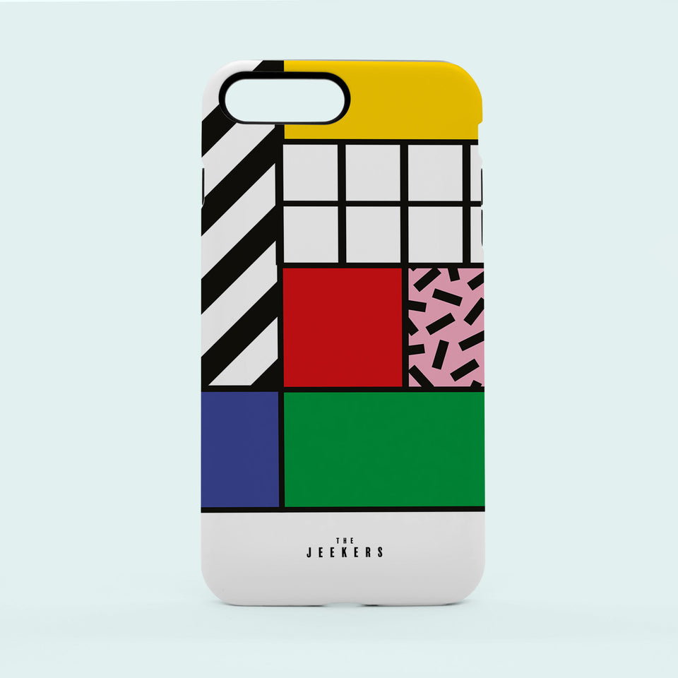 Iphone 6s grid Mondrian Jeekers