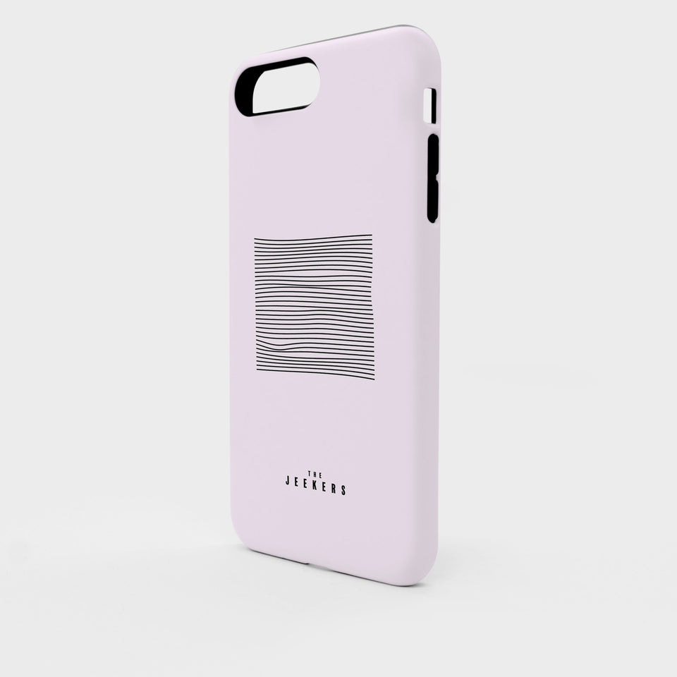 Iphone 6s pinkdivision minimaliste Jeekers