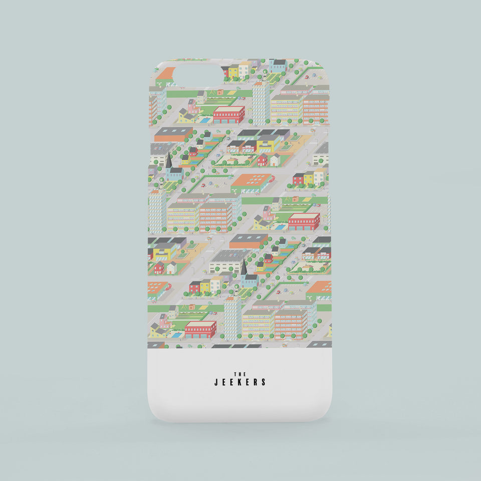 Iphone 6s Plus cityday pattern Jeekers