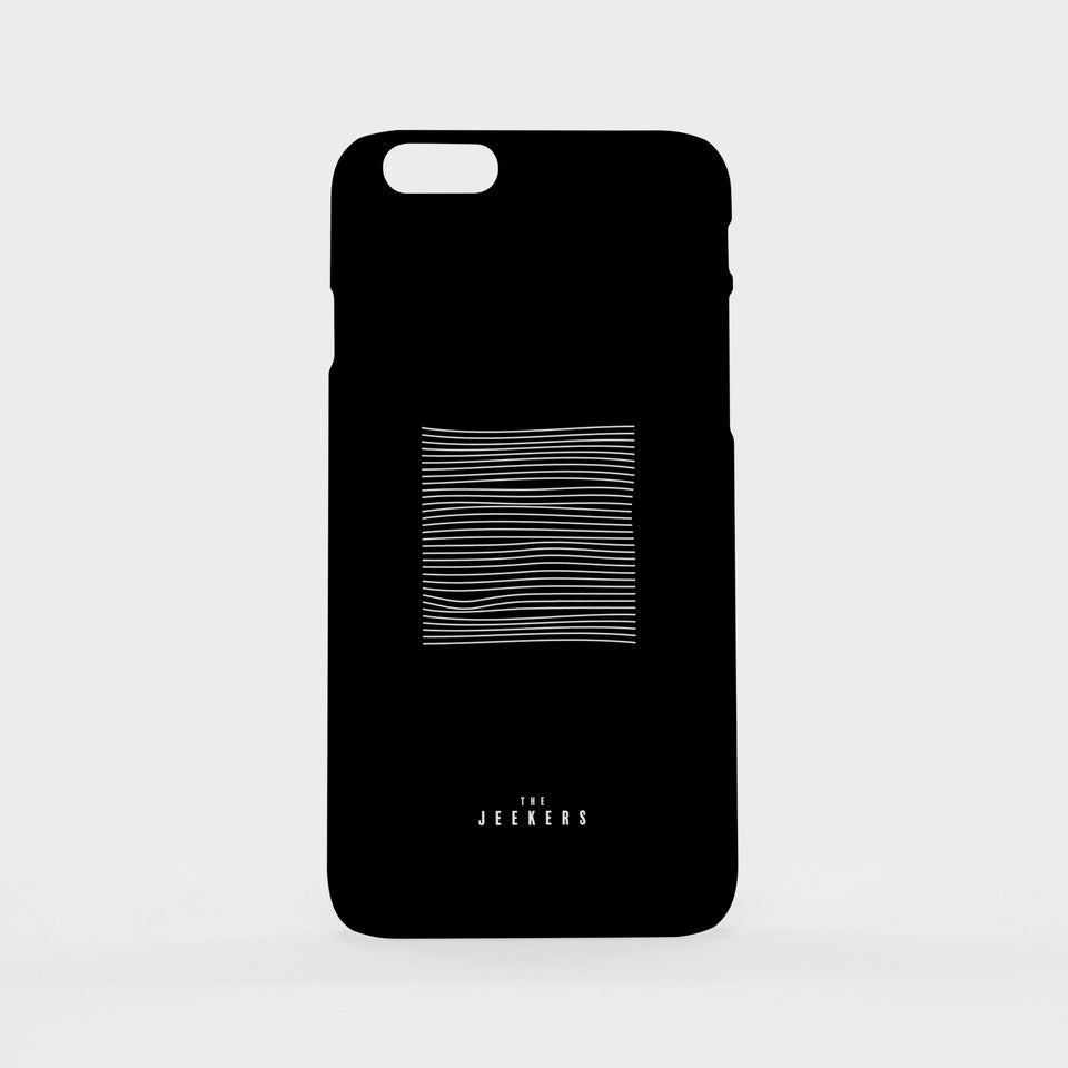 Iphone 6s Plus blackdivision pattern Jeekers