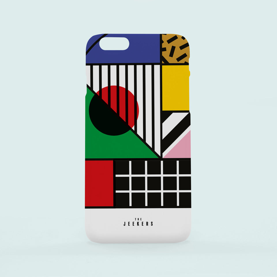 Iphone 6s Plus japan Mondrian Jeekers
