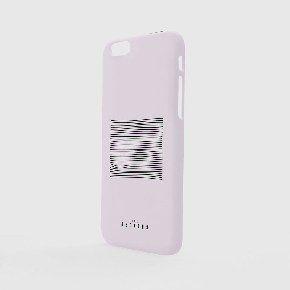 Iphone 6s Plus pinkdivision minimaliste Jeekers