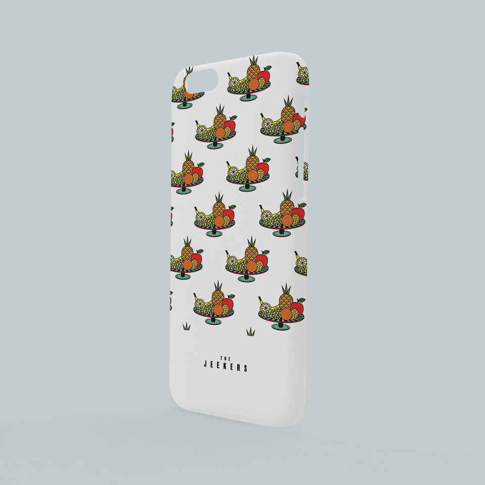 Iphone 6s Plus pineapple pattern Jeekers