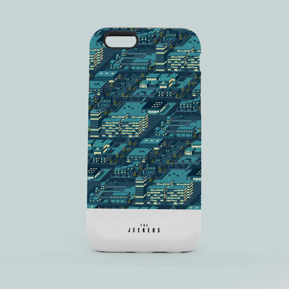 Iphone 6 citynight pattern Jeekers