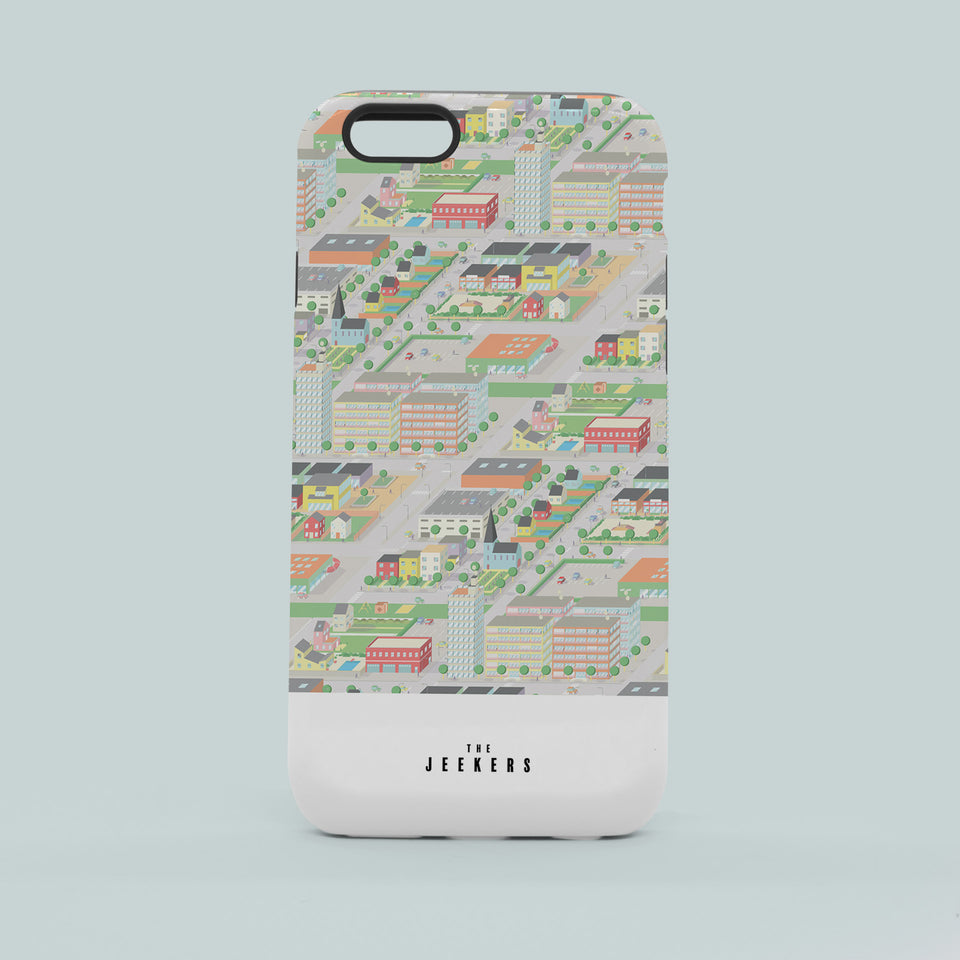 Iphone 6 cityday pattern Jeekers