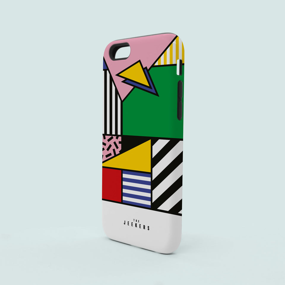 Iphone 6 forms Mondrian Jeekers