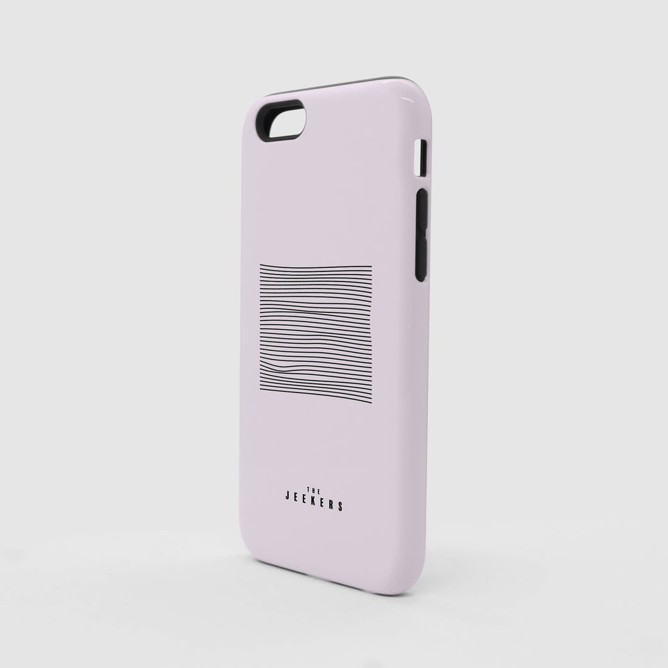 Iphone 6 pinkdivision minimaliste Jeekers