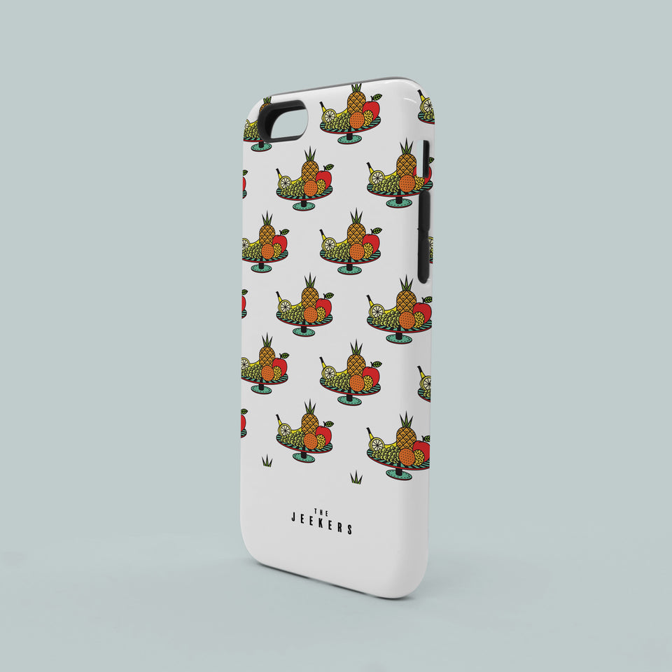 Iphone 6 pineapple pattern Jeekers