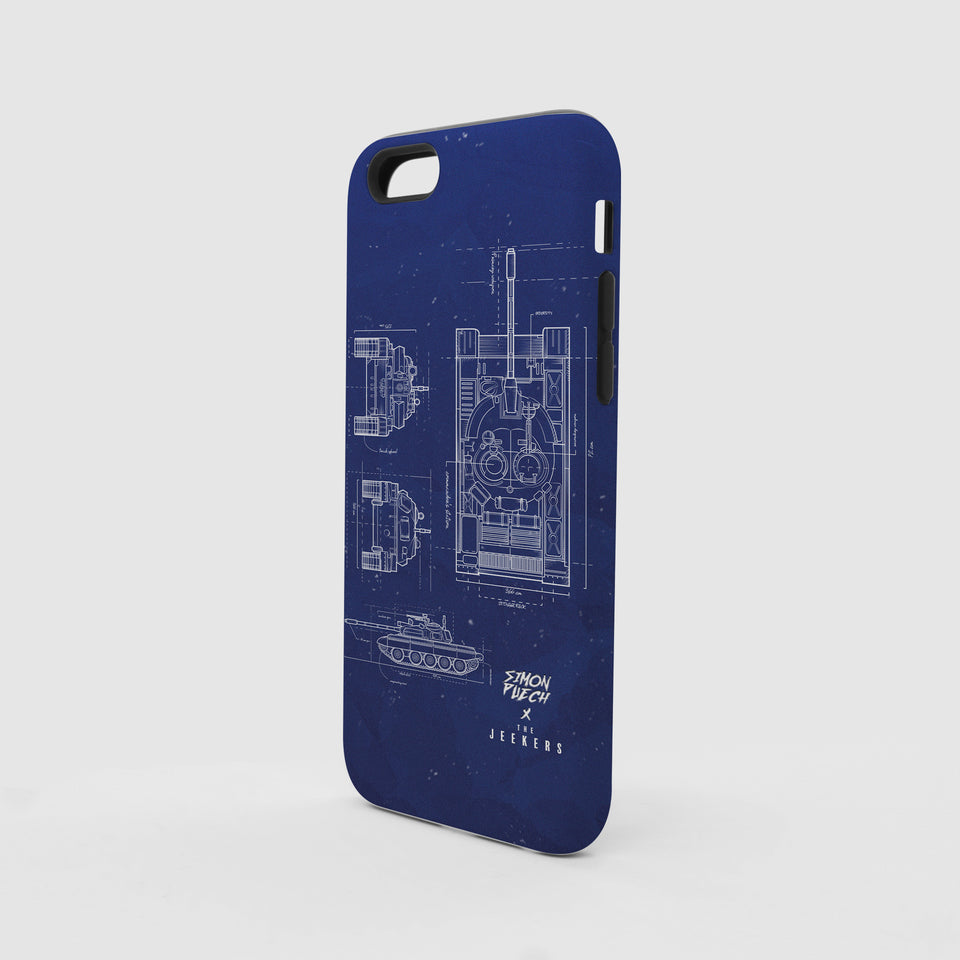 Iphone 6 blueprint simon puechs Jeekers