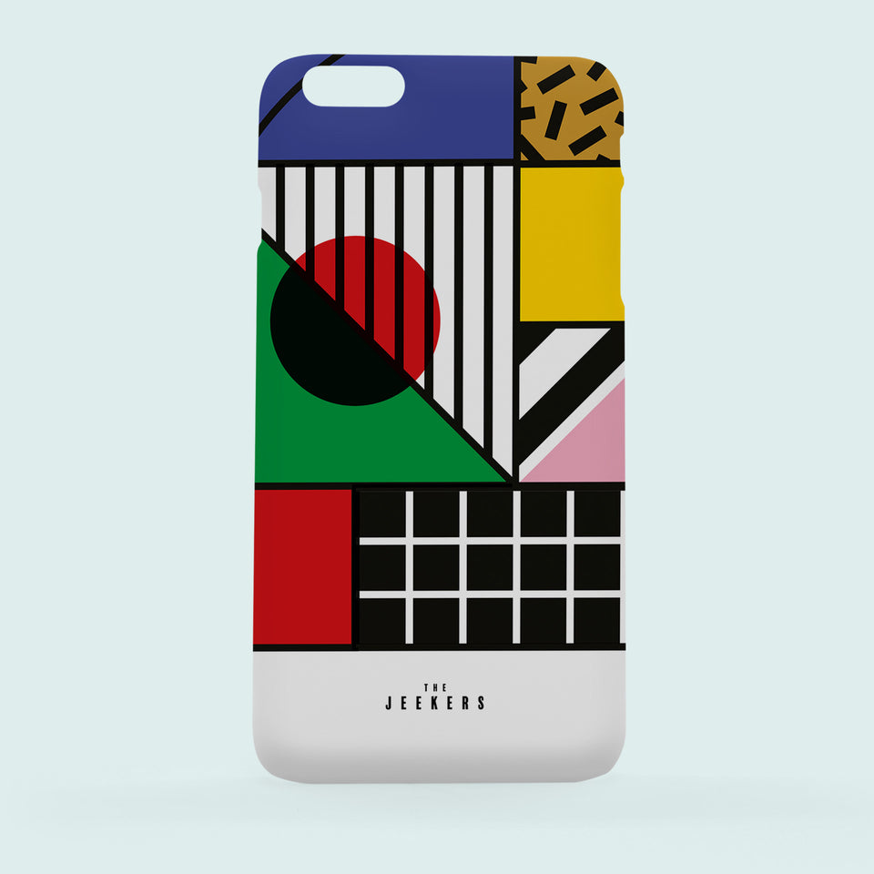 Iphone 6 Plus japan Mondrian Jeekers