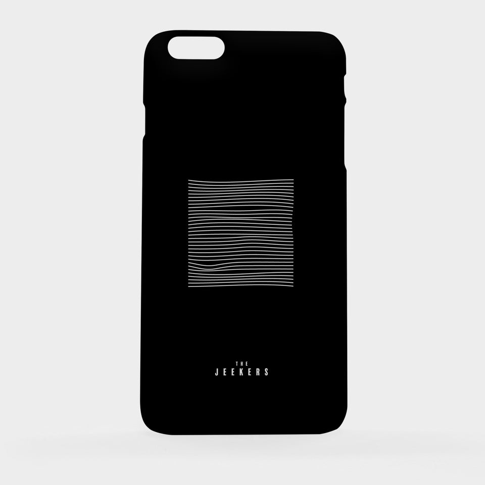 Iphone 6 Plus blackdivision pattern Jeekers
