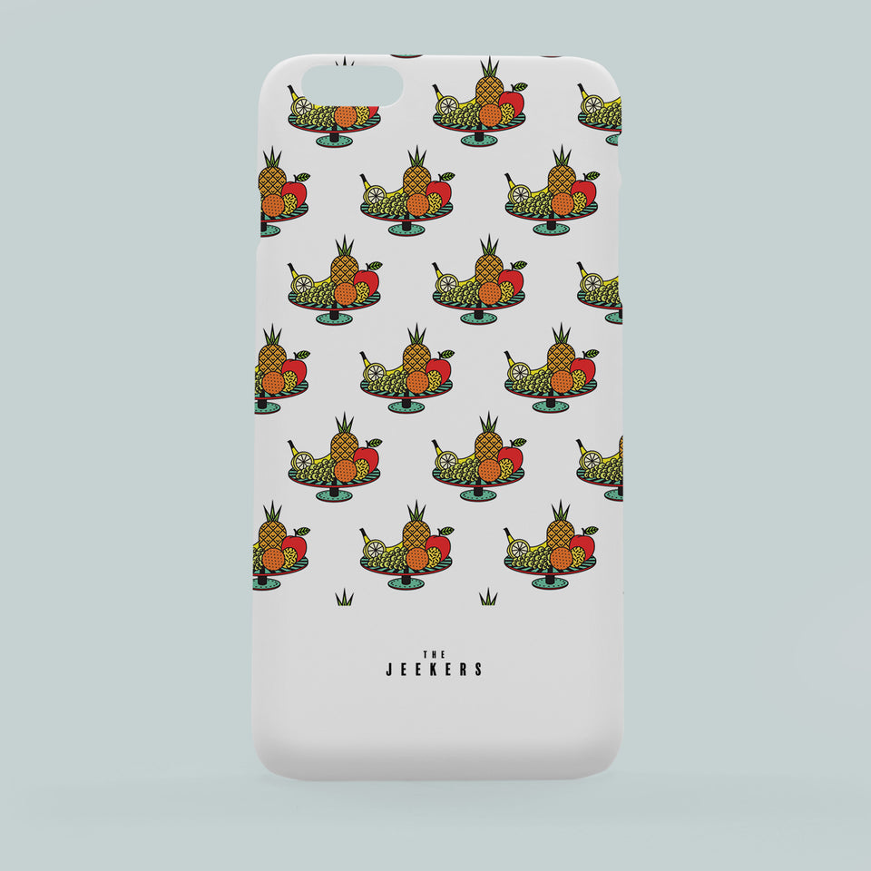 Iphone 6 Plus pineapple pattern Jeekers