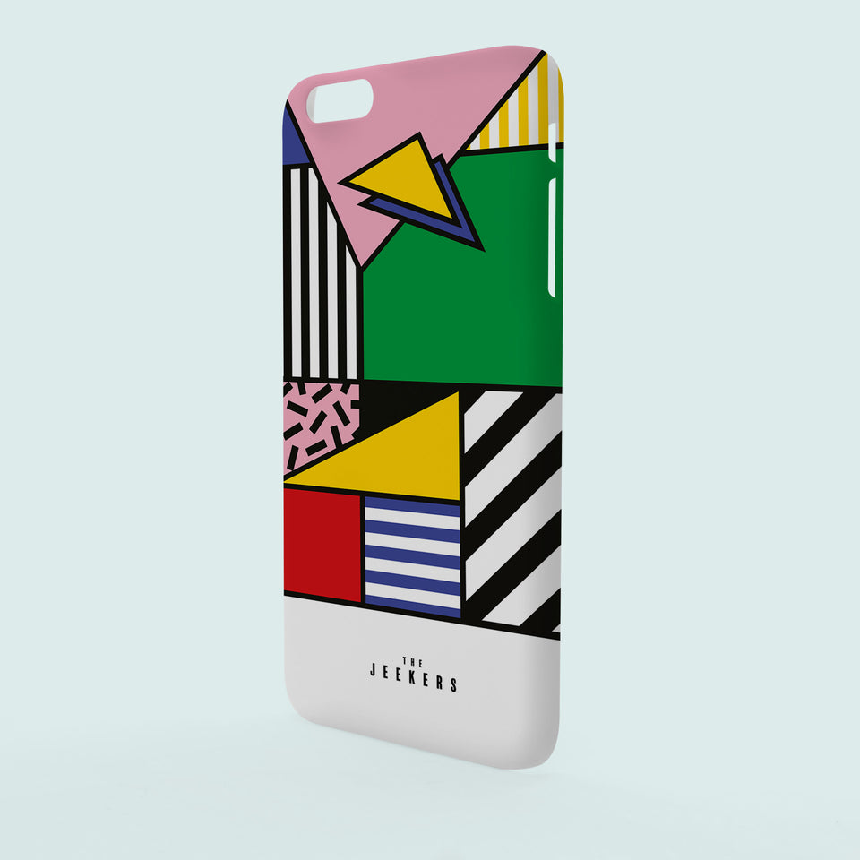 Iphone 6 Plus forms Mondrian Jeekers