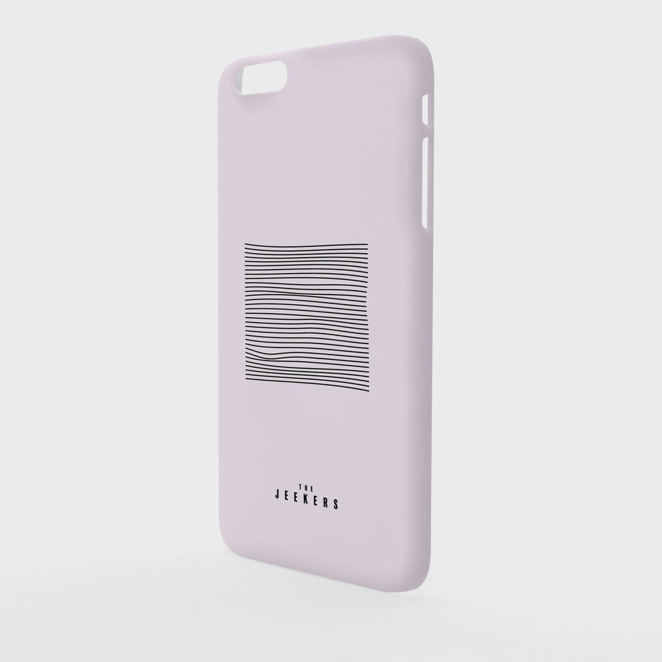 Iphone 6 Plus pinkdivision minimaliste Jeekers