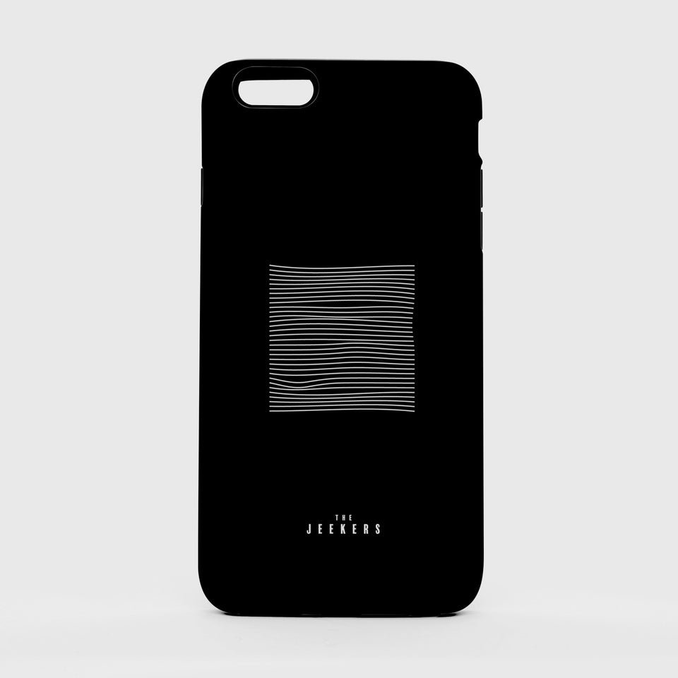 Iphone SE blackdivision pattern Jeekers