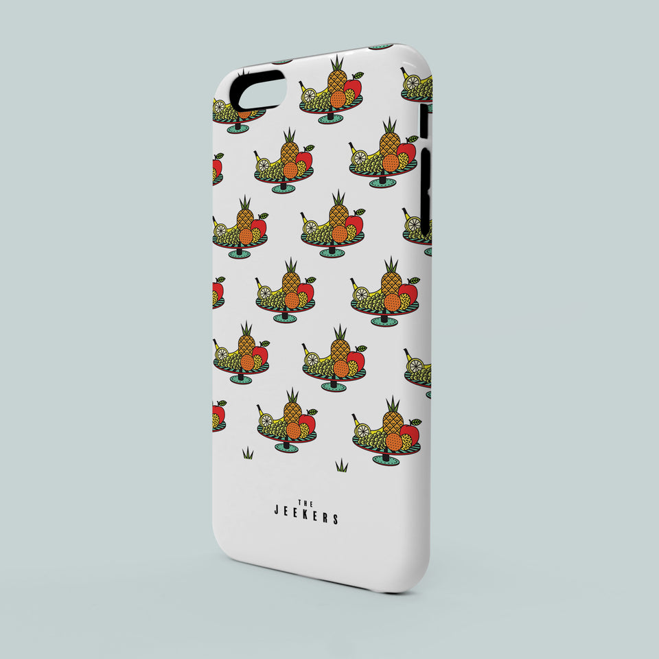Iphone SE pineapple pattern Jeekers